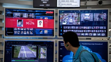 Documentos filtrados: Cómo el PCCh usa sistemas de reconocimiento facial para seguir a disidentes