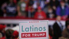 Trump logra estrecha ventaja sobre Biden entre los votantes latinos de Florida, según encuesta