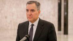 Mustafá Adib renuncia como primer ministro del Líbano