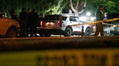 Sospechoso del asesinato del partidario de Trump muere en un tiroteo con la policía