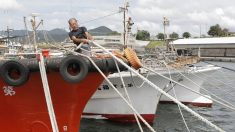 Comienzan evacuaciones en el sudoeste de Japón ante avance del tifón Haishen