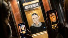 Demócratas recaudan USD 100 millones tras la muerte de la jueza Ginsburg