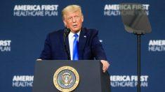 """Trump dice que intentará proporcionar un """"sistema mucho más barato"""" que el Obamacare"""
