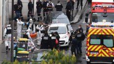 El autor del atentado de París confiesa que iba contra 'Charlie Hebdo'