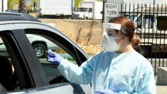 Los nuevos casos de COVID-19 en EE.UU. caen casi un 13 por ciento en la última semana