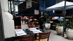 Nueva York permite a los restaurantes servir en terraza indefinidamente