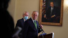 """""""No se descarta ninguna opción"""" si republicanos confirman nombramiento de la Corte, dice Schumer"""