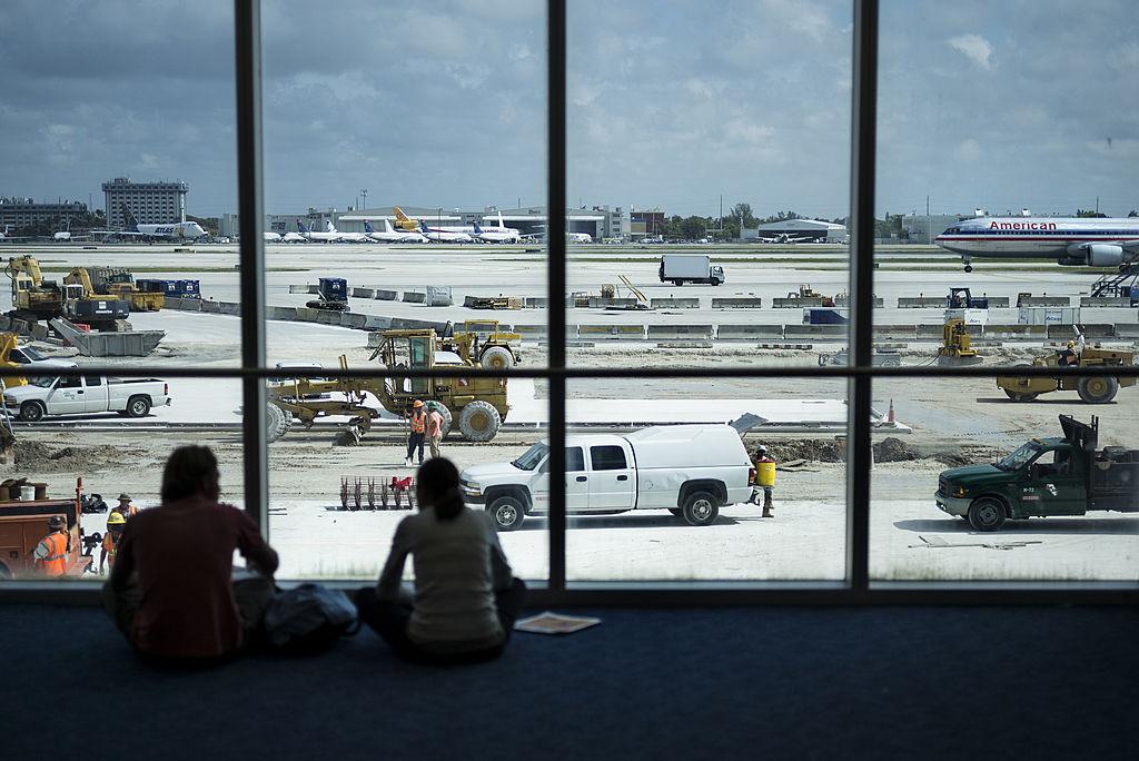 Aeropuerto de Miami será el primero de EE.UU. en probar tecnología para localizar drones