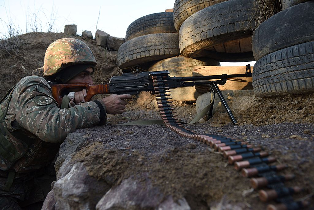 Armenia y Azerbaiyán continúan los combates en Nagorno Karabaj | Azerbaijan  | Conflicto | guerra | LA GRAN ÉPOCA