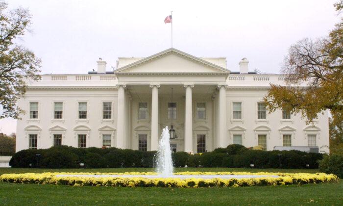 La Casa Blanca en Washington el 15 de noviembre de 2000. (Alex Wong/Newsmakers)