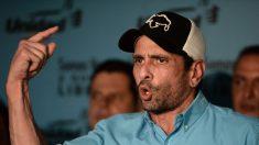 Partido de Capriles no irá a elecciones pese a fin de intervención judicial
