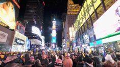 Nueva York recibirá el año nuevo en Times Square con un evento virtual