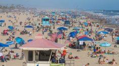 Advierten riesgo de ola de calor y COVID-19 para el fin de semana del Día del Trabajo en California