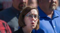 La Guardia Nacional no es necesaria para sofocar disturbios en Portland, dice gobernadora de Oregon