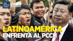 China al Descubierto: Bloque latinoamericano enfrenta las amenazas del PCCh a Taiwán