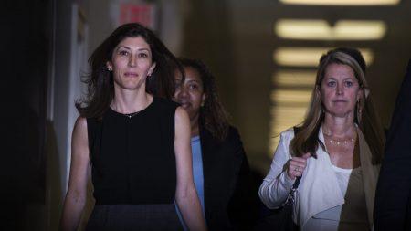 Equipo de Mueller tenía el celular de Lisa Page que afirmaron estaba perdido, según muestra email