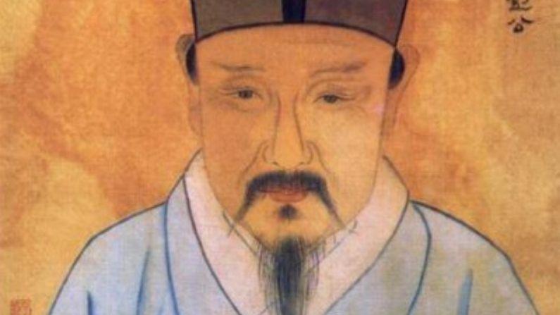 """Liu Bowen, nombrado informalmente por algunos como""""el Nostradamus chino"""". (Dominio Público/ Wikimedia Commons)"""