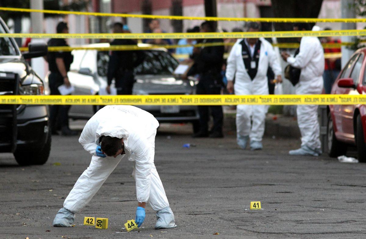 Cifra de homicidios en México se redujo por primera vez en cinco años