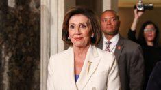 """Pelosi: Cámara usará """"cada flecha de nuestro carcaj"""" para evitar nominación de Corte Suprema"""