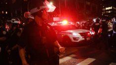 Ocho personas arrestadas y 100,000 dólares en daños como resultado de disturbios en Manhattan
