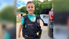 Niño de 10 años de Ohio recauda más de USD 315,000 para suministrar 257 chalecos antibalas a los K-9