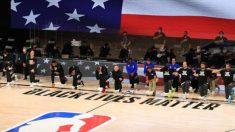 """Empresa de acero """"decepcionada"""" cancela apoyo a Utah Jazz cuando jugadores se arrodillaron en el himno"""