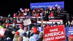 Trump anuncia 13,000 millones de dólares en ayuda a agricultores durante mitin en Wisconsin