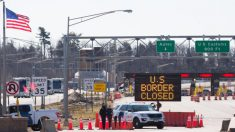 Cierre fronterizo entre Estados Unidos, Canadá y México se extiende un mes más, informa DHS