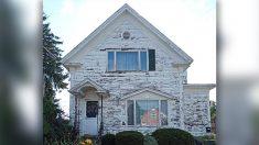 Pareja de ancianos avergonzada y criticada por su casa sin pintar recibe USD 43,000 en donaciones