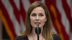 Demócratas del Senado prometen oponerse a la nominada a la Corte Suprema Amy Coney Barrett