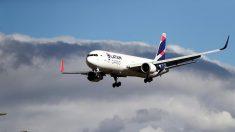 Aerolínea Latam anuncia recuperación de más rutas internacionales en octubre