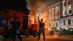 Siete por ciento de las manifestaciones de Black Lives Matter implicaron violencia, según estudio