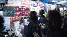 Arrestan en Washington a manifestante de BLM que estuvo en disturbios de Portland y Kenosha