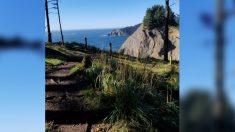 Muere excursionista de Oregon tras caer de acantilado mientras posaba para una fotografía