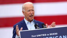 Biden dijo que estuvo en contra del TLCAN luego de votar a favor del acuerdo
