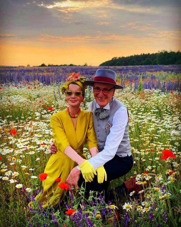La elegancia y buen gusto de una pareja de abuelitos está dando la vuelta  al mundo | Alemania | Moda | LA GRAN ÉPOCA