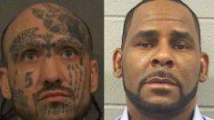 Recluso que atacó a R. Kelly es un miembro de Latin King condenado por un caso de homicidio