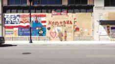 Negocios de Kenosha reaccionan a los disturbios