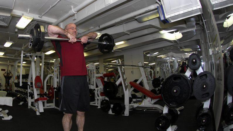 Mantén tus músculos para garantizar que puedas vivir la vida que quieres a medida que la edad te pasa factura. (Pxhere/CCO)