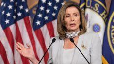 No envíen sus boletas por correo ahora, dice Nancy Pelosi