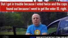 Arrestan a un residente de New Hampshire que votó dos veces en las elecciones de 2016