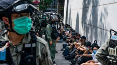 Legislador prodemocracia de Hong Kong crea una organización para apoyar a los activistas encarcelados
