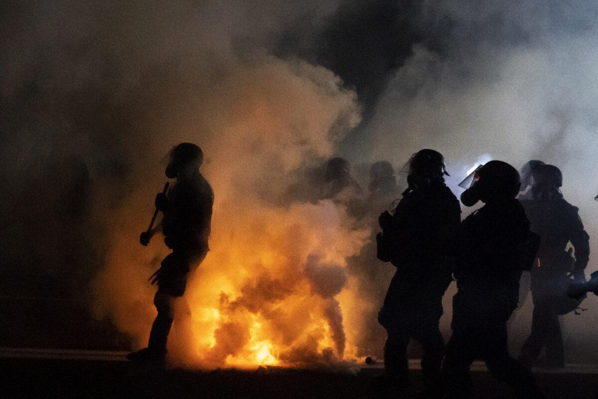 Protest Violence 1200x800