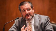 Cruz bloquea la resolución del Senado que honra a Ruth Bader Ginsburg