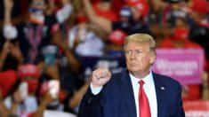 """Trump enmarca las elecciones entre la """"pesadilla socialista y el sueño americano"""""""