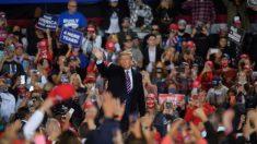 Trump defiende la realización de grandes mitins en medio de la pandemia del COVID-19