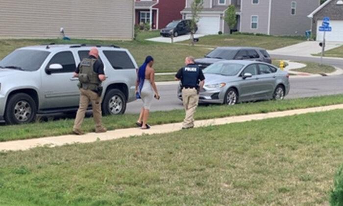 """Se encontraron ocho niños más desaparecidos como parte de la """"Operación Regreso a casa"""", dijo el Servicio de Marshals de EE. UU. (US Marshals)"""