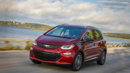2020 Bolt EV, el único eléctrico de Chevrolet enseña su edad