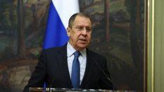 """Lavrov afirma que Rusia no puede investigar el caso de Navalni por falta de """"datos"""""""