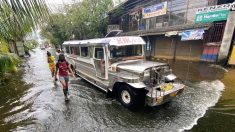 El supertifón Goni, la tormenta tropical más potente del año, llega a Filipinas